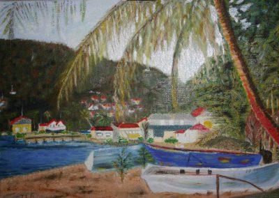 Anse Deshaie